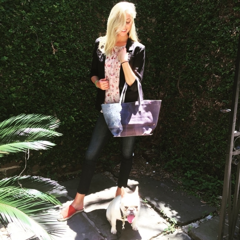 Central Park West Eloise's Pick of the Week Blazer in Black Outerwear