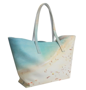 Paige Gamble The Light Beach Wide Tote Bags