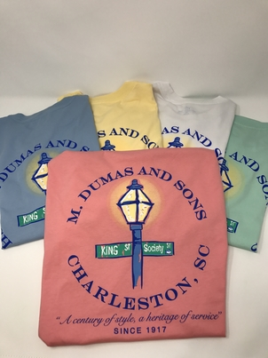 Southern Tide Custom Anniversary T-shirt Tops