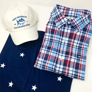 Southern Tide Patriotic Gear Accessories Tops