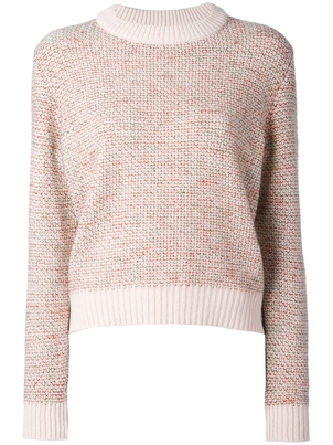 Chloé Knitted Sweater Tops