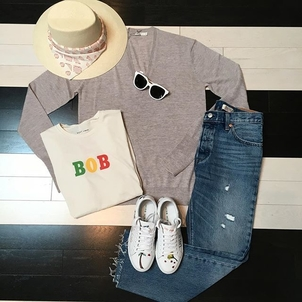 6397 Fresh Look Accessories Pants Shoes Tops