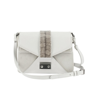 Alexandra Clancy Quince Crossbody in Stone Bags