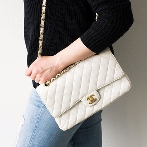 Chanel Chanel Quilted Shoulder Bag Bags