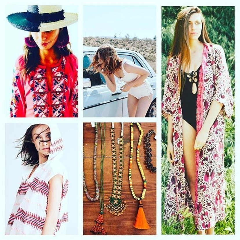 Last day to shop our Summer Essentials trunk show with @figuelove @lemlemnyc @marysiaswim @dianecottonjewelry @nataliemartincollection So many great pieces for your holiday weekend!